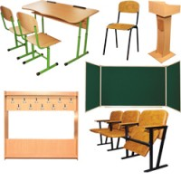 Мебель учебных заведений